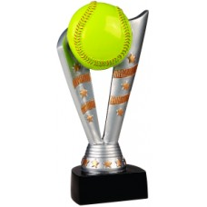 Fanfare Softball Resin